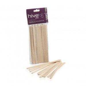 Hive Disposable Mini Wooden Spatulas