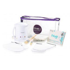 Hive 1 Litre Wax Heater Paraffin Kit