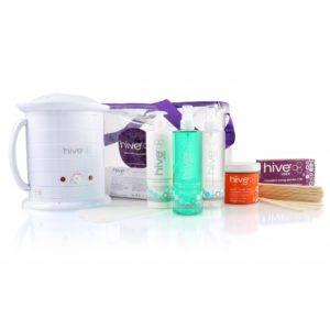 Hive No.1 Wax Heater 1 Litre Warm Honey Kit