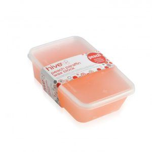 Hive Paraffin Wax Block - Peach