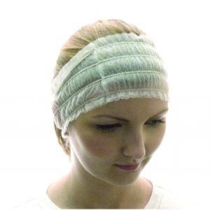 Stretch Disposable Client Headbands