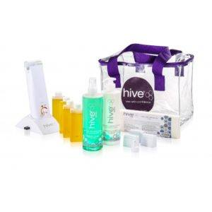 Hive Hand-Held 80g Roller Waxing Kit