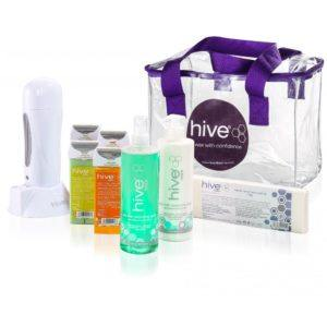 Hive Hand-Held 100g Roller Waxing Kit