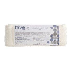 Hive Natural Cotton Waxing Strips