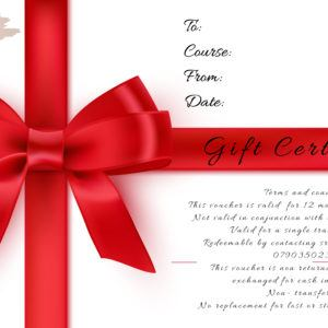 Lash Lift, Brow Lamination, Wax and Tint Course Gift Voucher