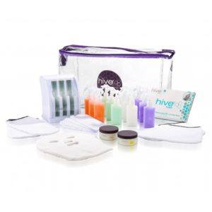 Hive Spray Paraffin Wax Kit with 3 Chamber Heater